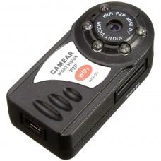 Мини-Видеокамера Q7 с Wi-Fi  в Перми с доставкой