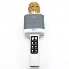 Микрофон Караоке Беспроводной WS-1828 с Цветомузыкой